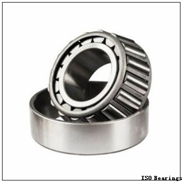 ISO NN4940 cylindrical roller bearings