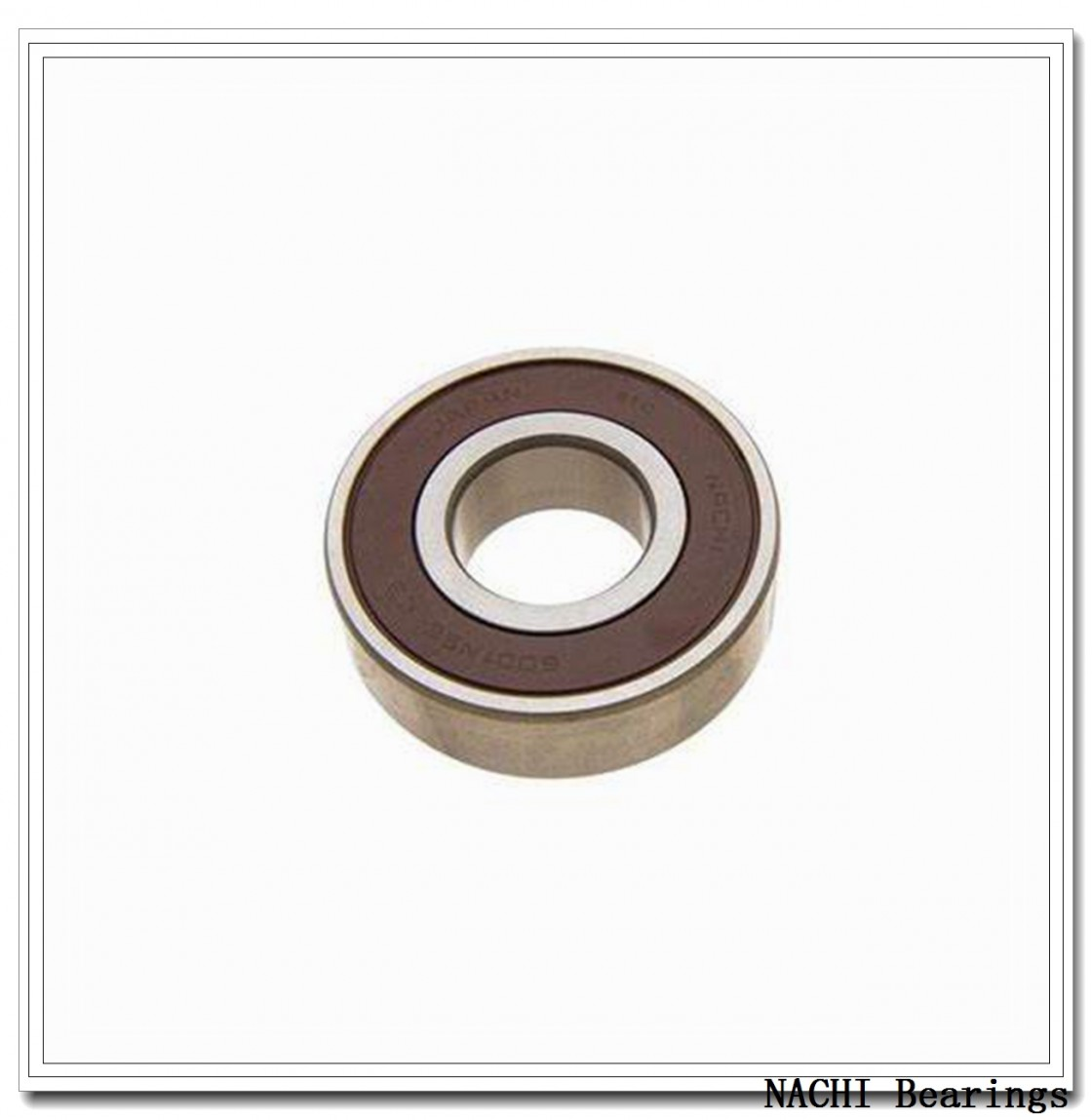 NACHI NUP 221 cylindrical roller bearings