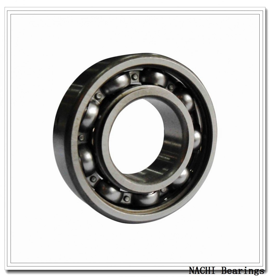 NACHI 5211 angular contact ball bearings