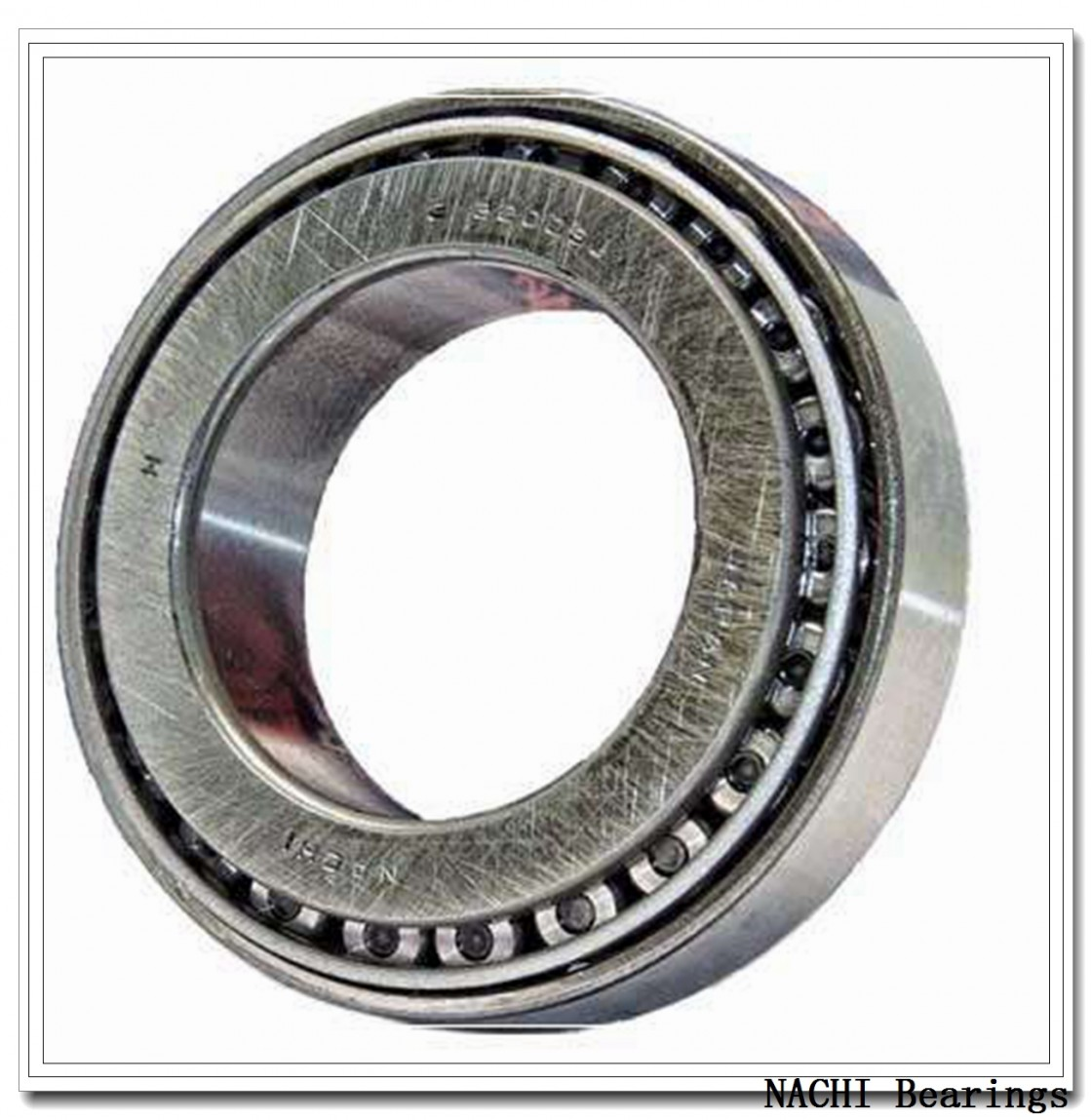 NACHI NU 2311 E cylindrical roller bearings