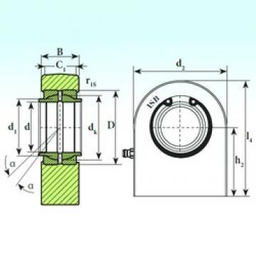 ISB T.P.N. 725 CE plain bearings