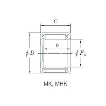 KOYO MHK16121 needle roller bearings
