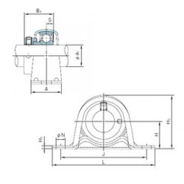 NACHI UCF212 bearing units