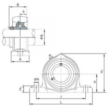 NACHI UCPK210 bearing units