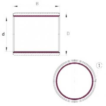 INA EGB2830-E40 plain bearings