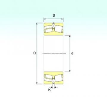 ISB 22238 spherical roller bearings