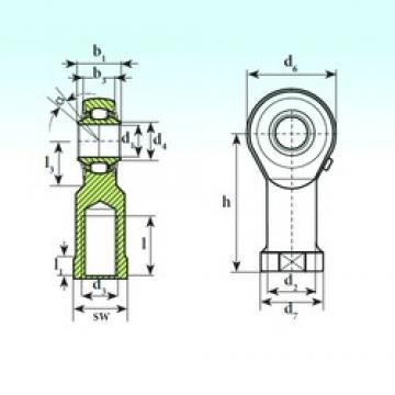 ISB TSF 30 RB spherical roller bearings