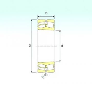 ISB 22209 K spherical roller bearings