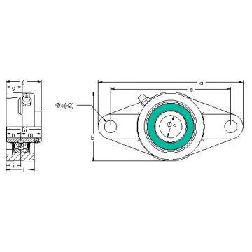 AST UCFL 210-32G5PL bearing units