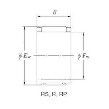KOYO RP303822A needle roller bearings