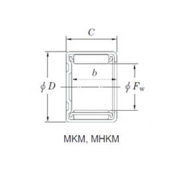 KOYO MKM4520 needle roller bearings