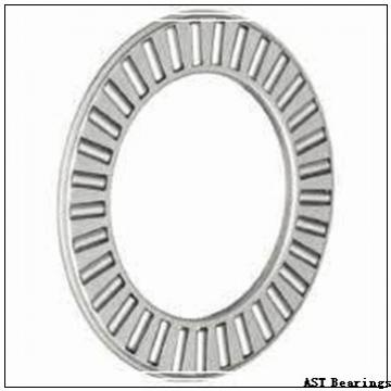 AST SRW3ZZ deep groove ball bearings