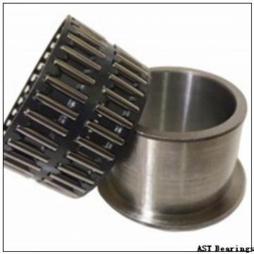 AST N411 M cylindrical roller bearings