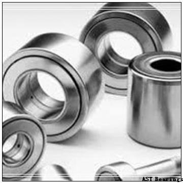 AST 71817AC angular contact ball bearings