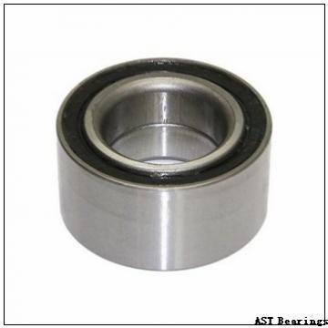 AST GEWZ57ES-2RS plain bearings