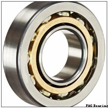 FAG 21318-E1-K + AHX318 spherical roller bearings