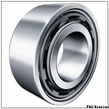 FAG 3815-B-2RSR-TVH angular contact ball bearings