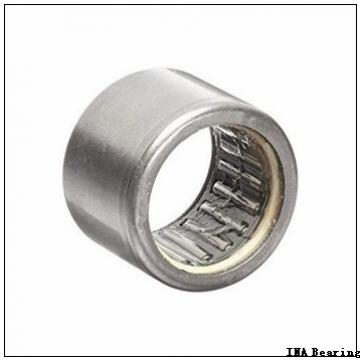 INA GE600-DO plain bearings