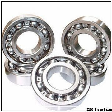 ISO 3904-2RS angular contact ball bearings