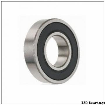 ISO 3315-2RS angular contact ball bearings