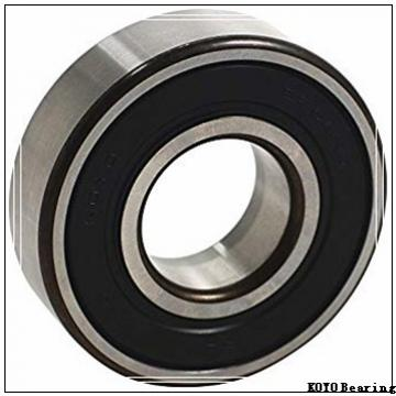 KOYO 3NCHAR006C angular contact ball bearings