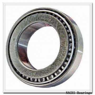 NACHI 7207BDB angular contact ball bearings