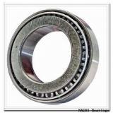 NACHI 7017DT angular contact ball bearings