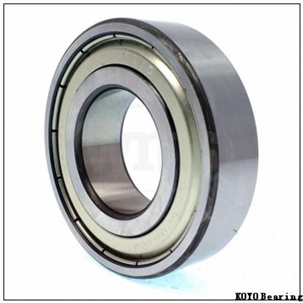 KOYO SV 629 ZZST deep groove ball bearings #1 image